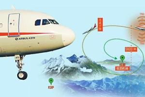 高空中驾驶舱风挡玻璃破裂 川航机组专业应对安全备降