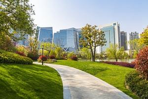 全国首个公园城市规划研究院在成都天府新区成立