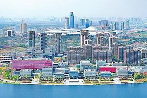 成都,适宜新经济成长的城市