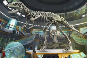 真正的侏罗纪世界在自贡