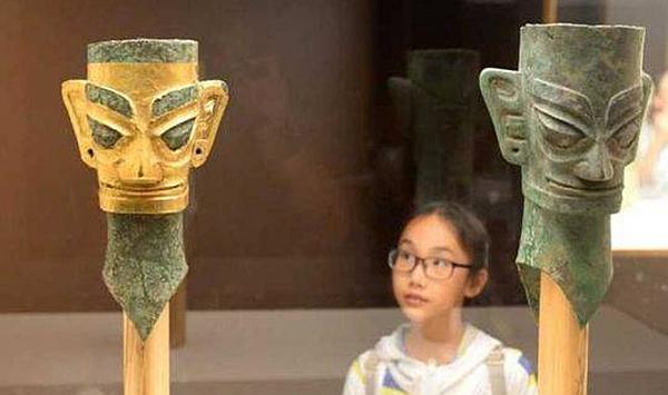 210件(套)文物在国家博物馆展出 揭开神秘古蜀面纱