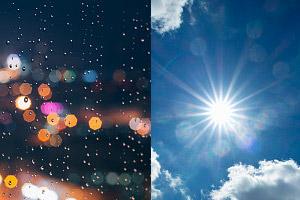近几天四川天气这边热那边雨 叙永最高温41.7℃冠绝全省