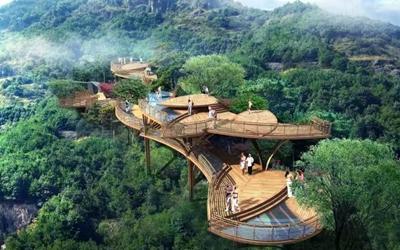 总投资额50亿元 中国大熊猫国家公园主题公园落户成都都江堰