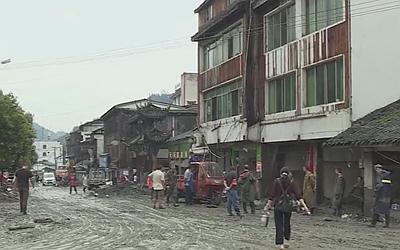 国社@四川|强降雨已造成四川阿坝州10人死亡 27人失联