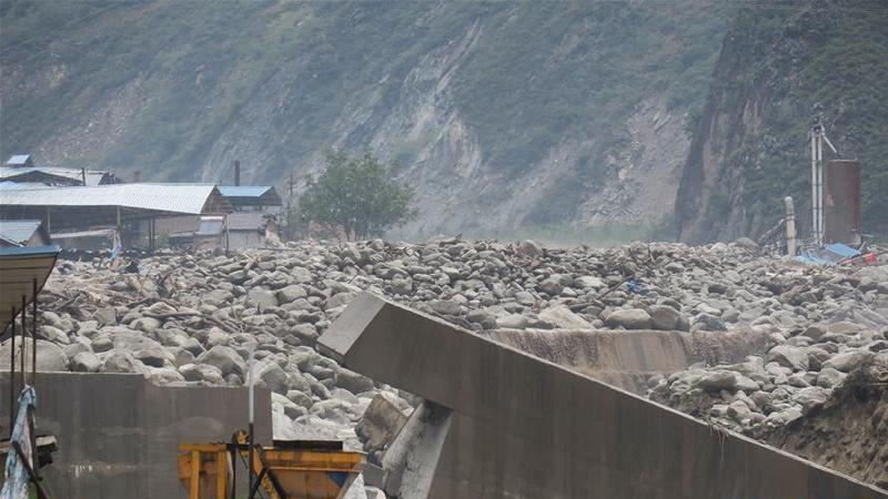 尹力赴汶川县指导防汛救灾工作 要求全力搜救失联人员,妥善安置受灾群众