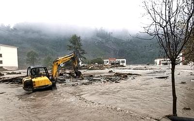 国社@四川|强降雨造成四川阿坝州12人死亡 26人失联